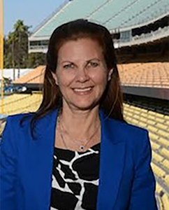 Janet Marie Smith (LOS ANGELES DODGERS)