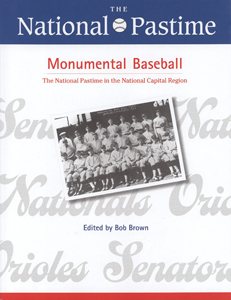 The National Pastime: 2009