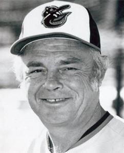 Earl Weaver (NATIONAL BASEBALL HALL OF FAME LIBRARY)