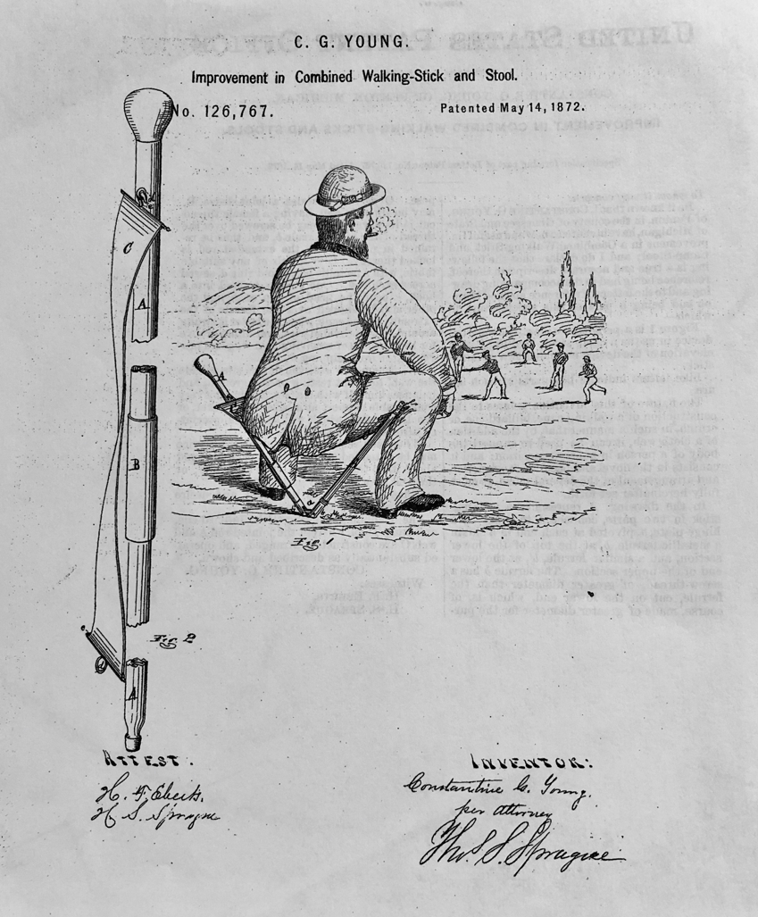 C.G. Young patent
