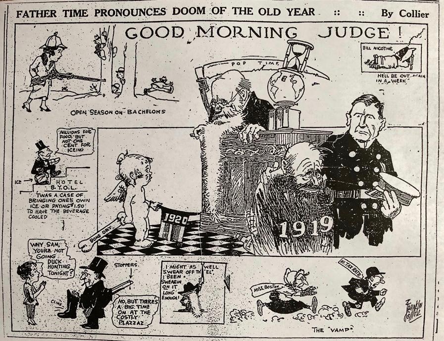 Boston Herald, January 1, 1920:1.