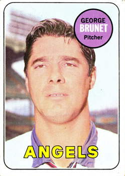 George Brunet (TRADING CARD DB)