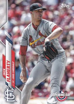 Jack Flaherty (THE TOPPS COMPANY)