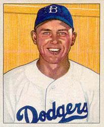 Gil Hodges (TRADING CARD DB)