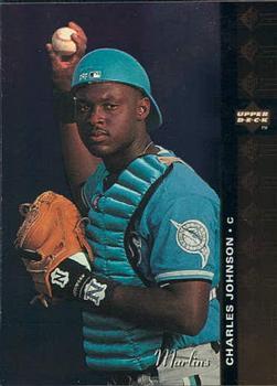Charles Johnson (TRADING CARD DB)