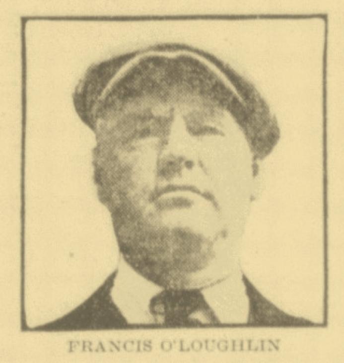 Silk O'Loughlin (Boston Evening Globe, December 20, 1918:1.)