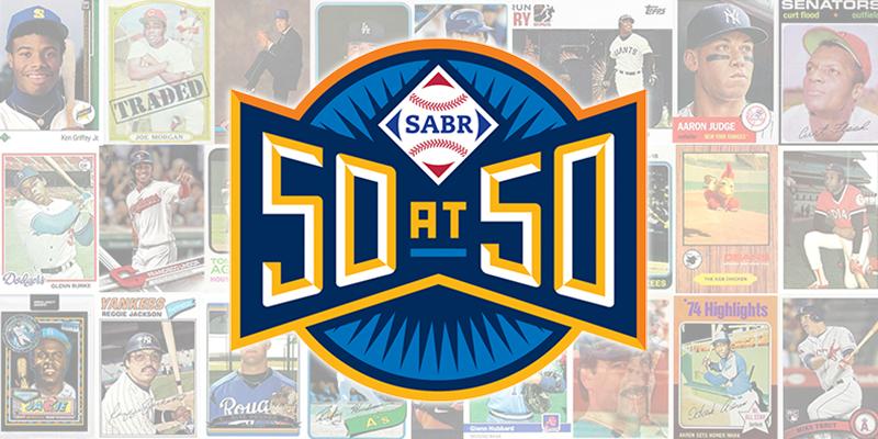 SABR 50 at 50: Baseball Cards