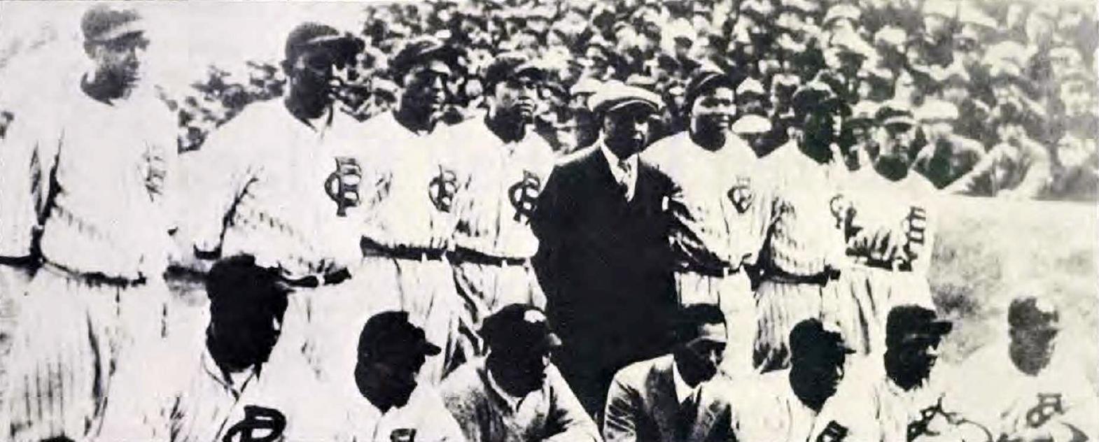 1927 Philadelphia Royal Giants in Japan (COURTESY OF JOHN THORN)