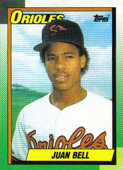 Juan Bell (THE TOPPS COMPANY)