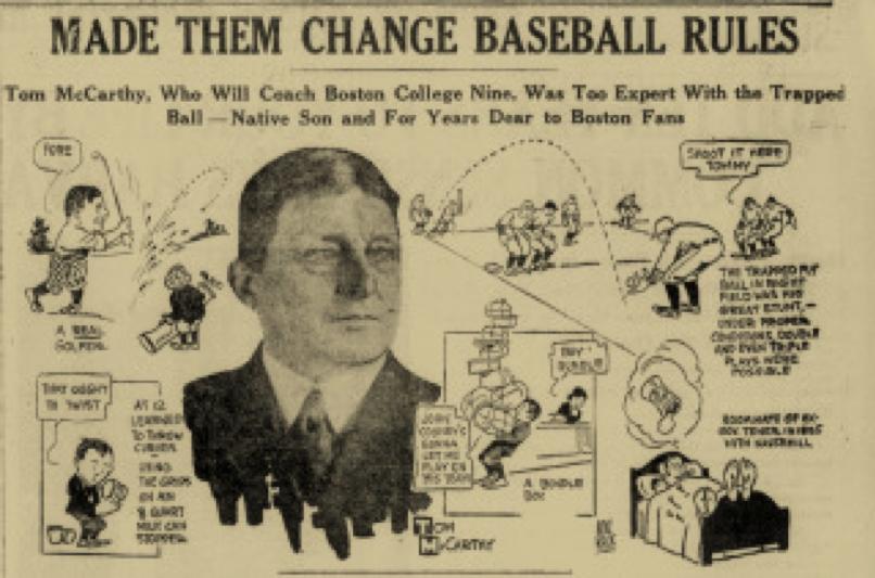 Boston Sunday Globe, January 30, 1921:116.