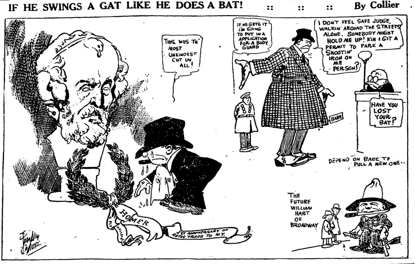 Boston Herald, January 6, 1921:10.