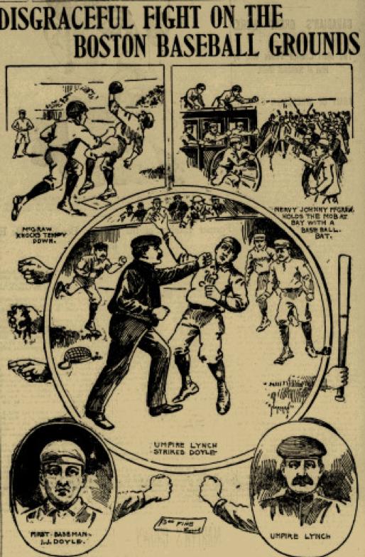 Boston Post, August 7, 1897:1.