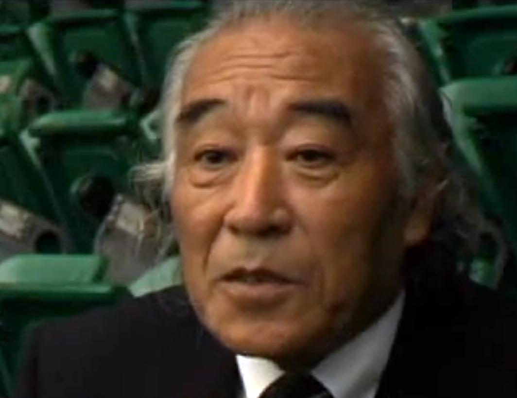 Kazuo Sayama (PBS.ORG)