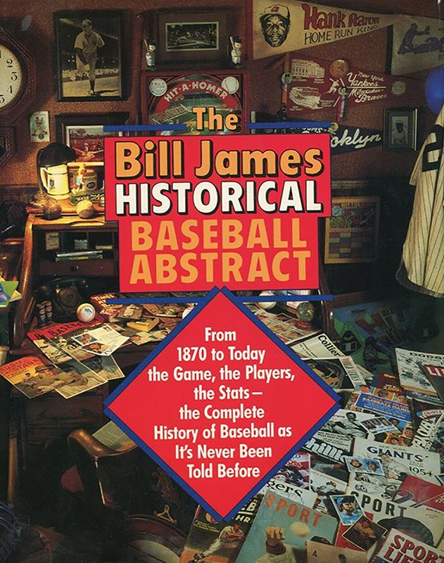 The Bill James Historical Baseball Abstract, by Bill James