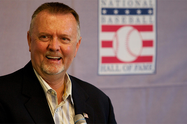 Bert Blyleven was elected to the Baseball Hall of Fame in 2011, largely thanks to the efforts by author Rich Lederer (NATIONAL BASEBALL HALL OF FAME LIBRARY)