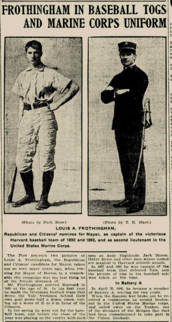 Boston Post, December 1, 1905:10.