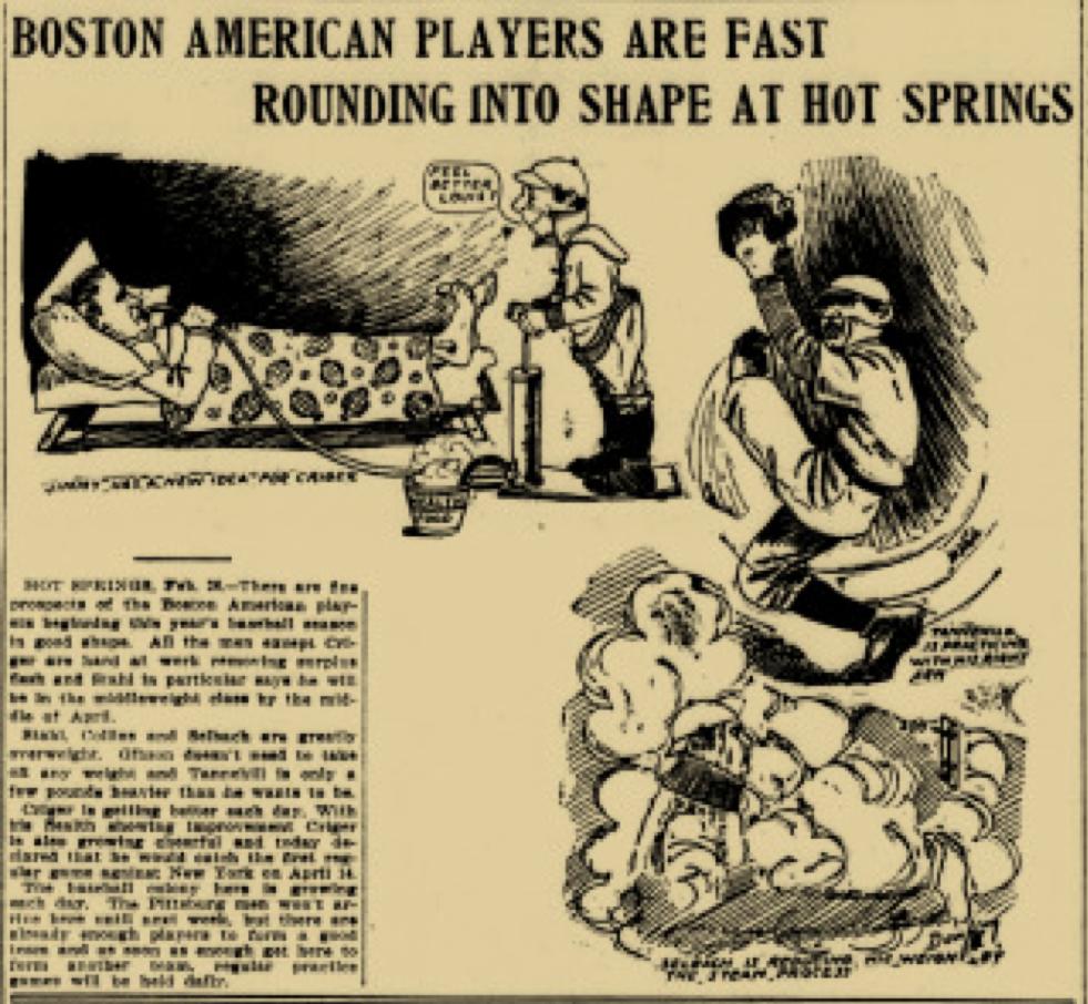 Boston Post, February 27, 1906:3.