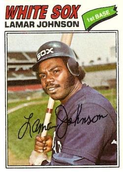 Lamar Johnson (THE TOPPS COMPANY)