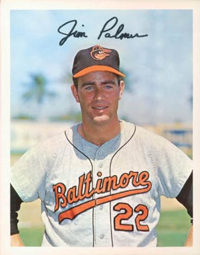 Jim Palmer (TRADING CARD DB)