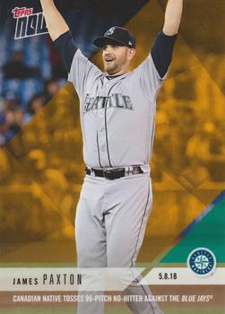 James Paxton (THE TOPPS COMPANY)