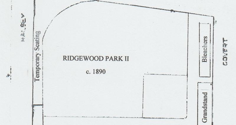 Ridgewood Park, New York City (COURTESY OF BILL LAMB)