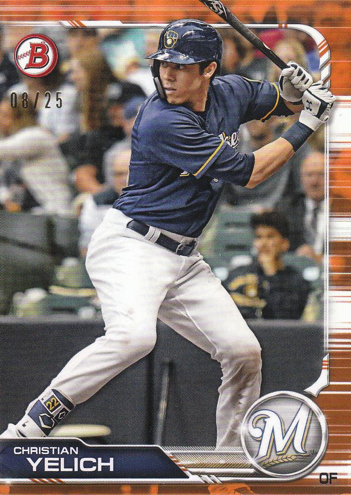 Christian Yelich (THE TOPPS COMPANY)