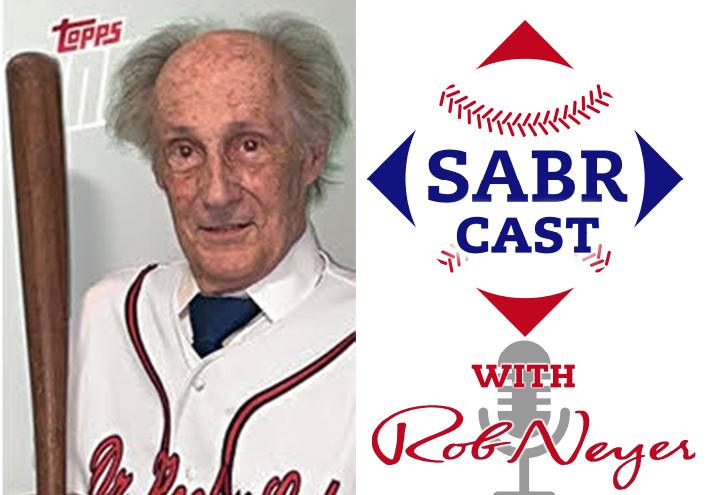 SABRcast #99: Dr. Lawrence Rocks