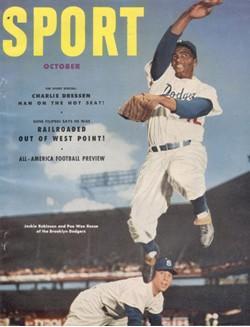 Sport Magazine, October 1952 (JOHN THORN)