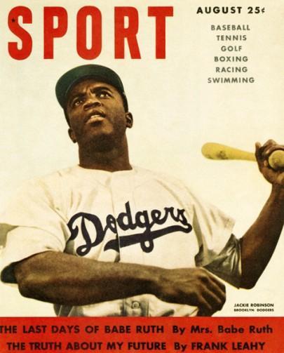 SPORT Magazine, August 1949 (JOHN THORN)