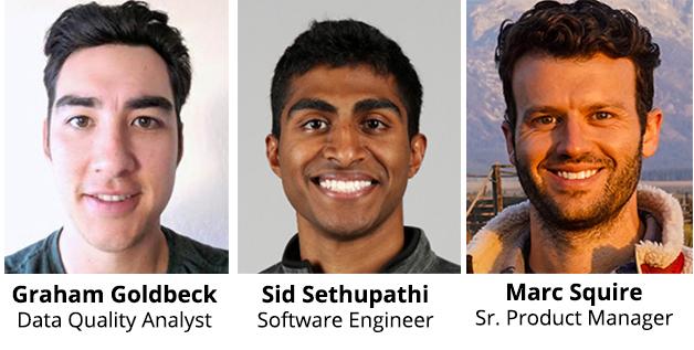 2021 SABR Analytics: Graham Goldbeck, Sid Sethupathi, Marc Squire