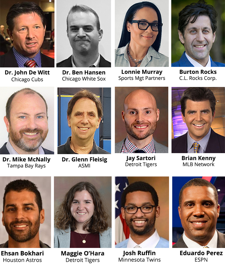 2021 SABR Analytics Conference speakers