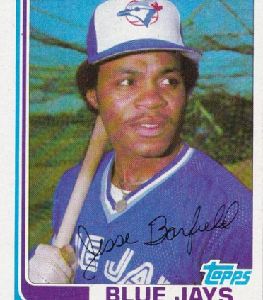 Jesse Barfield (THE TOPPS COMPANY)