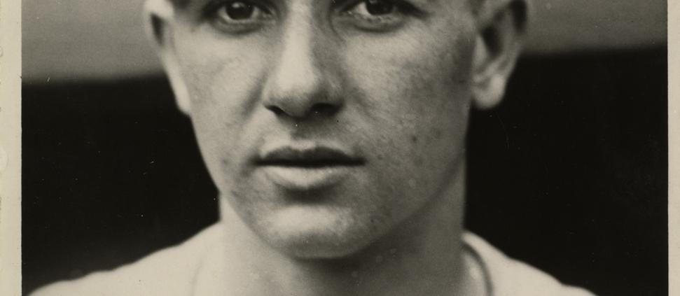 Harry Biemiller (DETROIT PUBLIC LIBRARY, ERNIE HARWELL COLLECTION)
