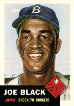 Joe Black (THE TOPPS COMPANY)