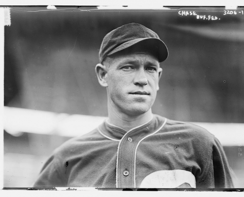 Hal Chase (LIBRARY OF CONGRESS)