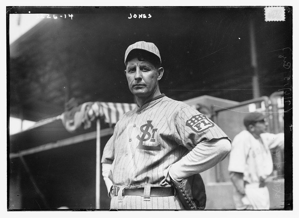 Fielder Jones (LIBRARY OF CONGRESS)
