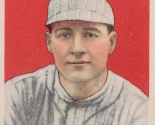 Benny Kauff (TRADING CARD DB)