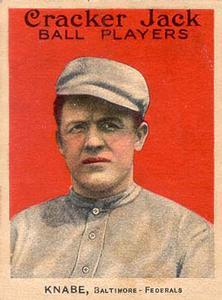 Otto Knabe (TRADING CARD DB)