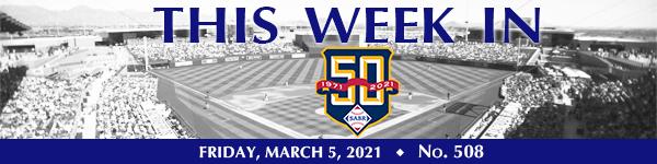 This Week in SABR: March 5, 2021