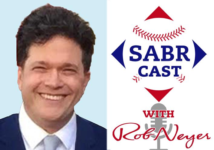 SABRcast Episode #101: Adam Richman