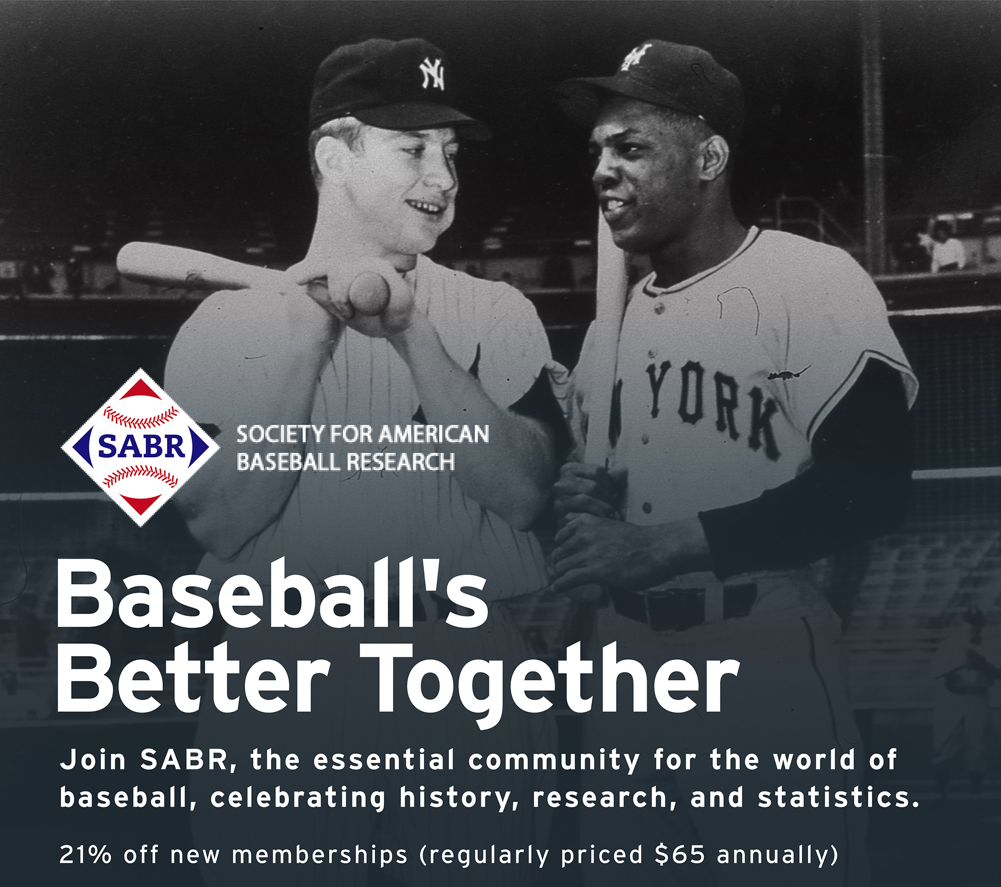Baseball's Better Together