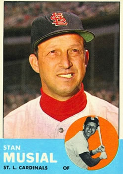 Stan Musial (THE TOPPS COMPANY)