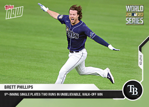 Brett Phillips (THE TOPPS COMPANY)