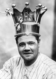 Babe Ruth (NATIONAL BASEBALL HALL OF FAME LIBRARY)