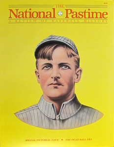 The National Pastime, Spring 1986 (Volume 5, No. 1)