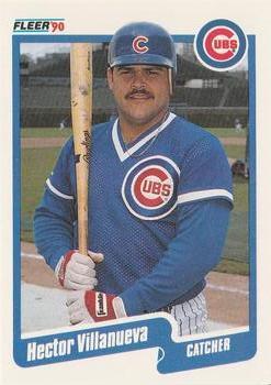 Hector Villanueva (TRADING CARD DB)
