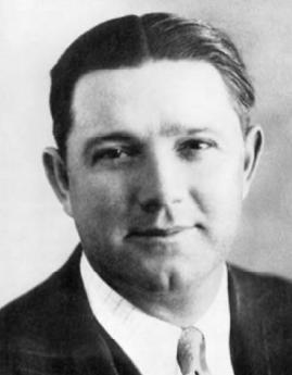 Cal baseball coach Carl Zamloch in 1929, his final season as Bears' coach. (UC BERKELEY ATHLETIC DEPARTMENT)