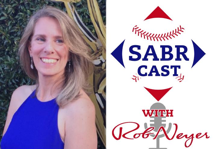 SABRcast #105: Lauren Meyer