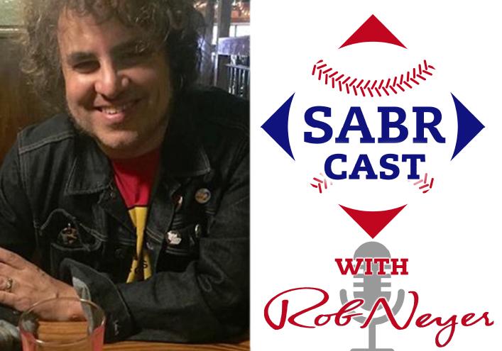 SABRcast #108: Dan Epstein
