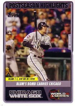 Geoff Blum (TRADING CARD DB)